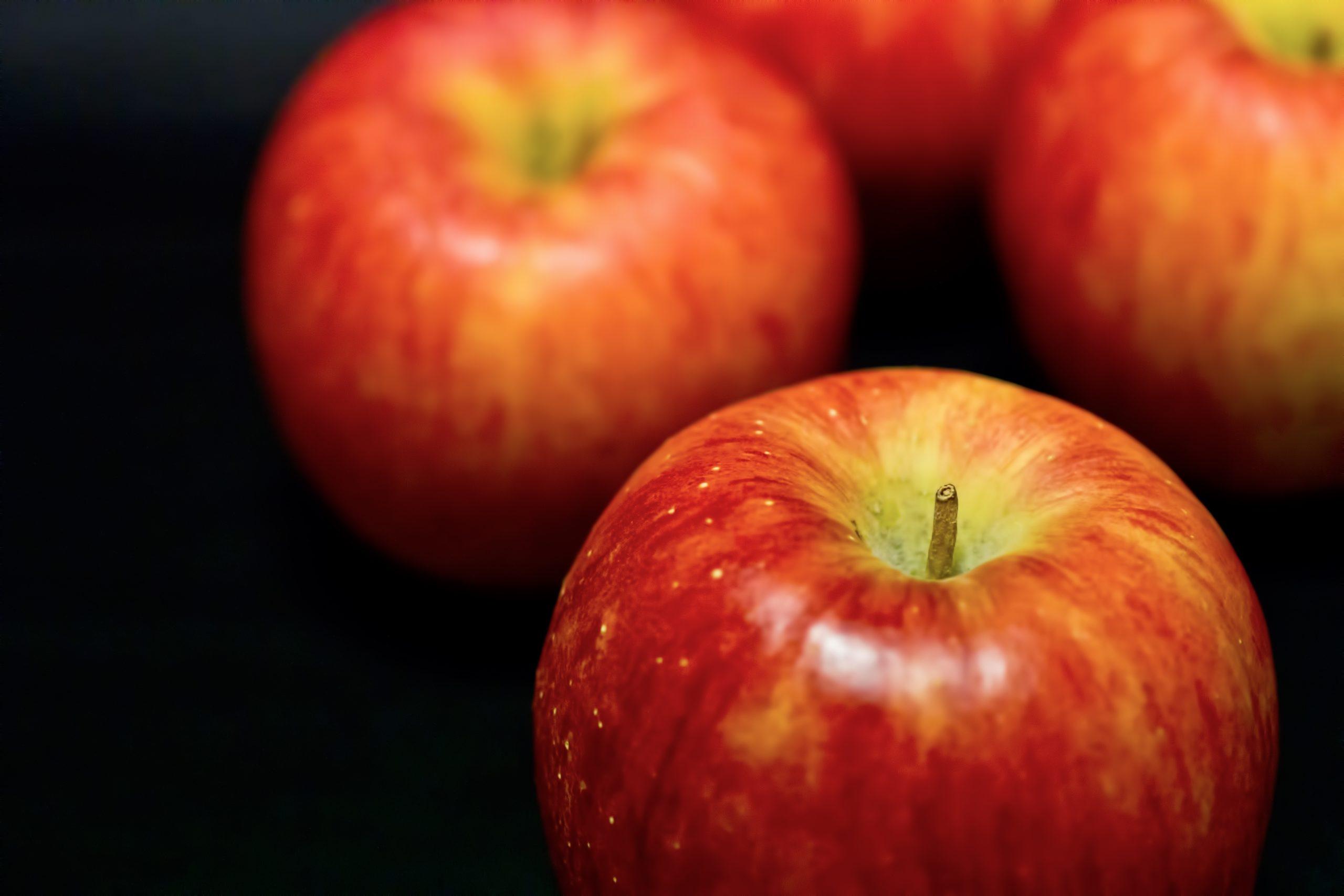 いくつかのリンゴ